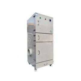 3KW四筒脉冲滤筒工业集尘器