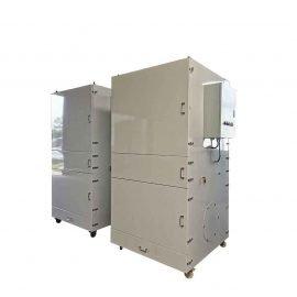 15KW滤筒脉冲工业收尘器